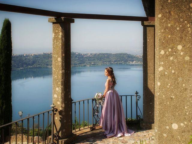 Il matrimonio di Ivan e Nicoletta a Roma, Roma 18