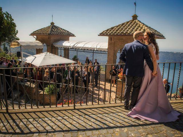 Il matrimonio di Ivan e Nicoletta a Roma, Roma 25