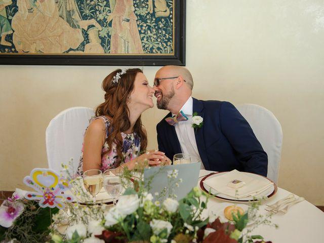 Il matrimonio di Ivan e Nicoletta a Roma, Roma 35
