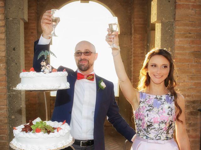 Il matrimonio di Ivan e Nicoletta a Roma, Roma 42