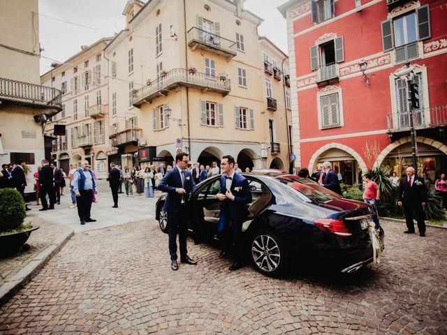 Il matrimonio di Marco e Ilenia a Mondovì, Cuneo 40