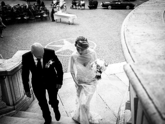 Il matrimonio di Marco e Ilenia a Mondovì, Cuneo 44
