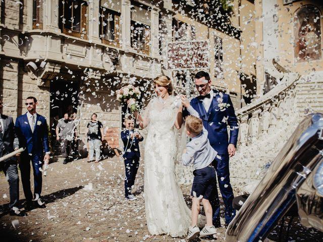 Il matrimonio di Marco e Ilenia a Mondovì, Cuneo 56
