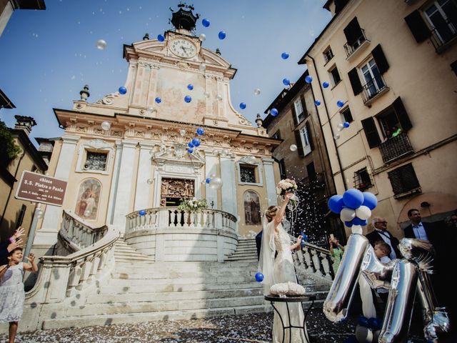 Il matrimonio di Marco e Ilenia a Mondovì, Cuneo 57