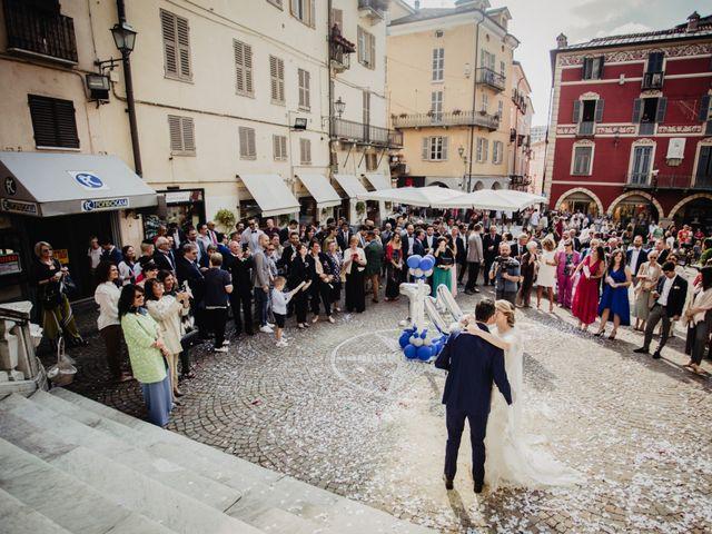 Il matrimonio di Marco e Ilenia a Mondovì, Cuneo 58