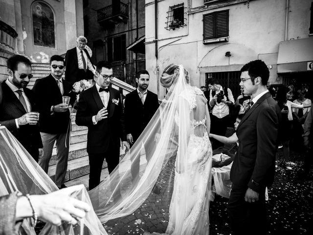 Il matrimonio di Marco e Ilenia a Mondovì, Cuneo 62