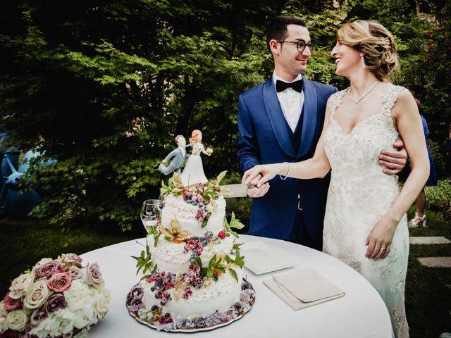Il matrimonio di Marco e Ilenia a Mondovì, Cuneo 92