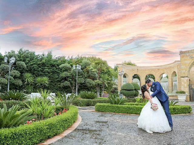 Le nozze di Antonio e Giulia