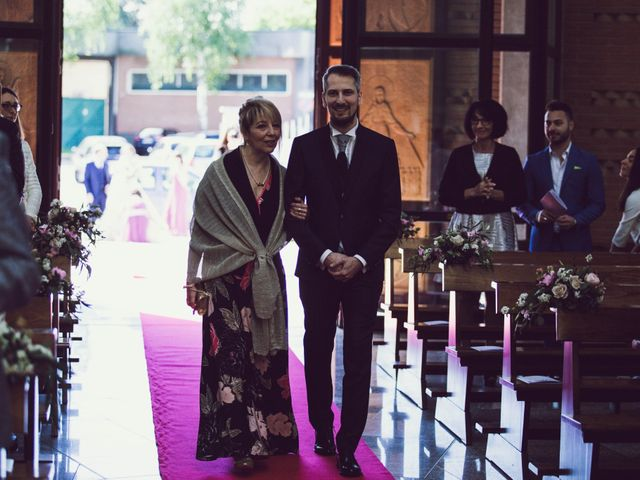 Il matrimonio di Elia e Eris a Casale Monferrato, Alessandria 20