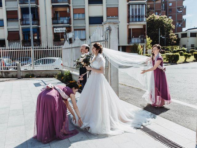Il matrimonio di Elia e Eris a Casale Monferrato, Alessandria 22