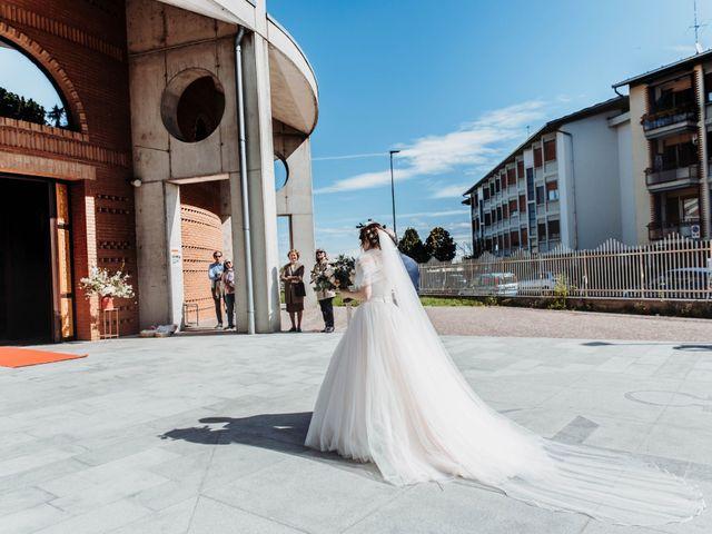 Il matrimonio di Elia e Eris a Casale Monferrato, Alessandria 23
