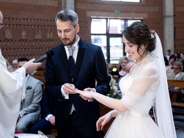 Il matrimonio di Elia e Eris a Casale Monferrato, Alessandria 28