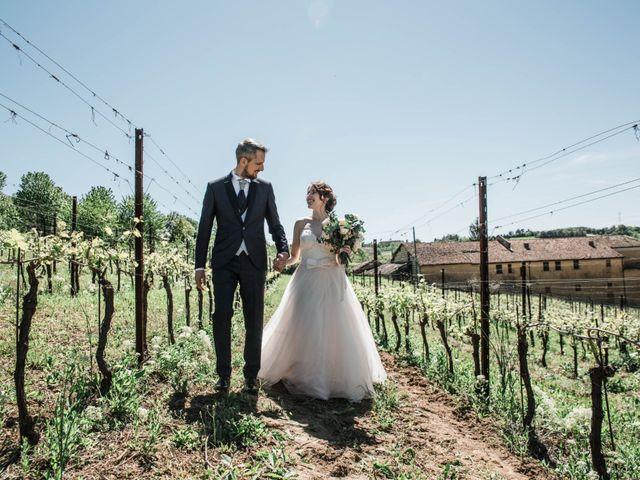 Il matrimonio di Elia e Eris a Casale Monferrato, Alessandria 39