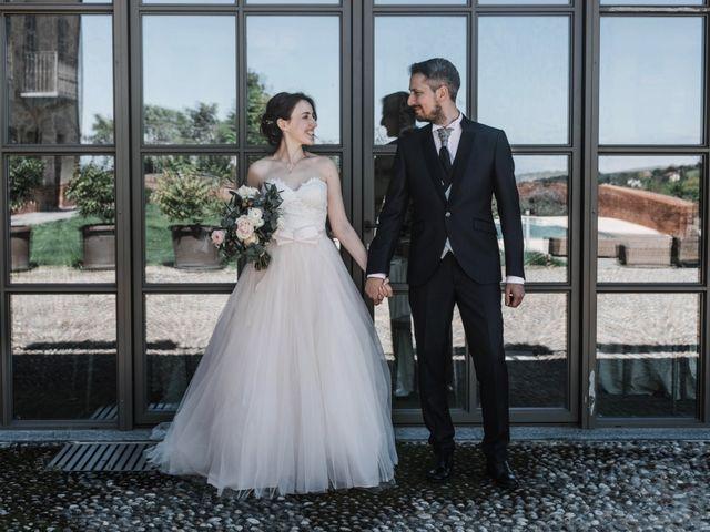 Il matrimonio di Elia e Eris a Casale Monferrato, Alessandria 41