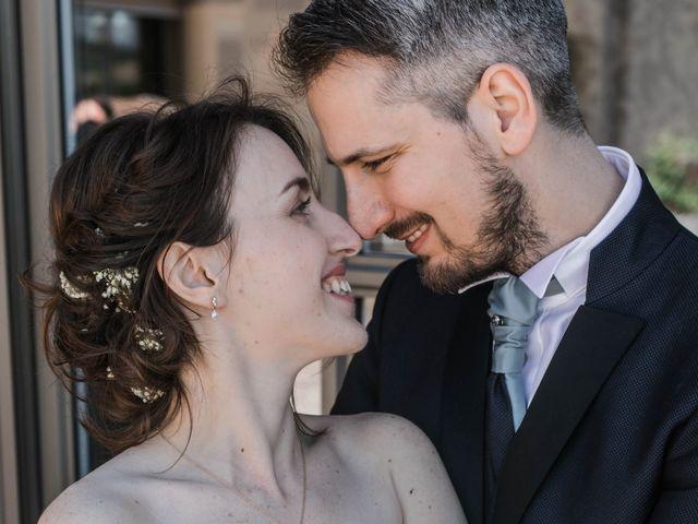 Il matrimonio di Elia e Eris a Casale Monferrato, Alessandria 42