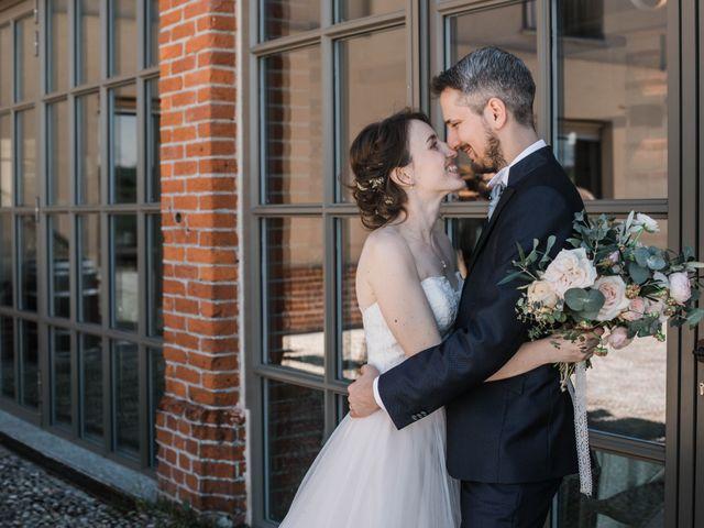 Il matrimonio di Elia e Eris a Casale Monferrato, Alessandria 44
