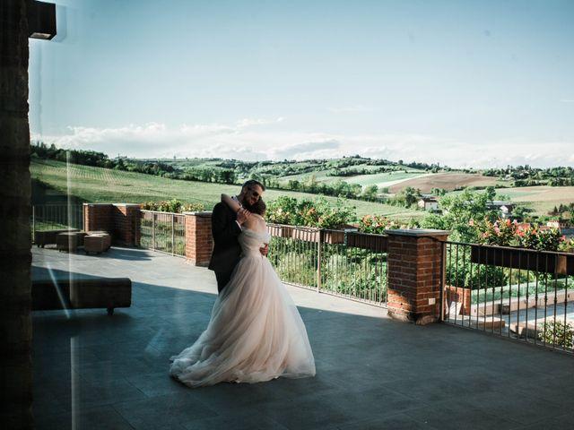Il matrimonio di Elia e Eris a Casale Monferrato, Alessandria 48
