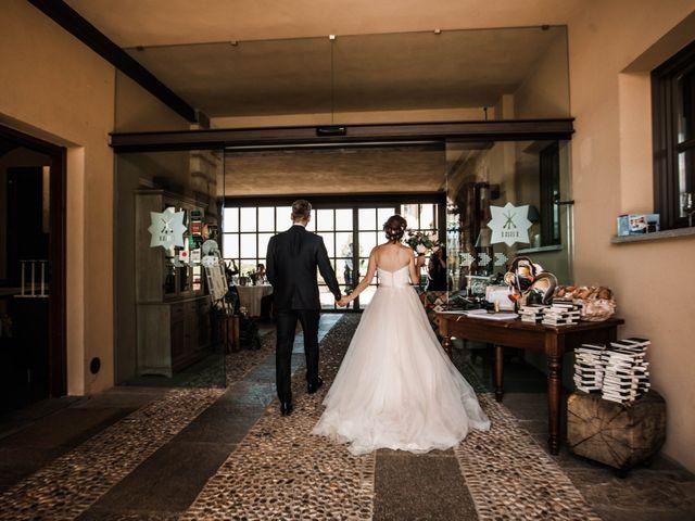 Il matrimonio di Elia e Eris a Casale Monferrato, Alessandria 55
