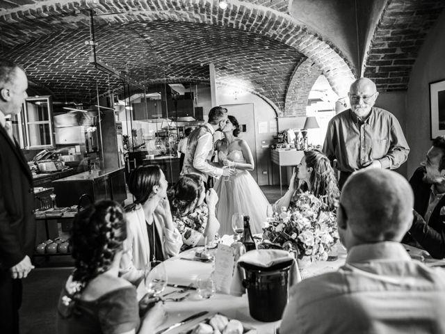 Il matrimonio di Elia e Eris a Casale Monferrato, Alessandria 57