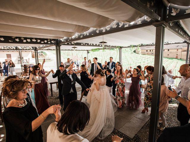 Il matrimonio di Elia e Eris a Casale Monferrato, Alessandria 61