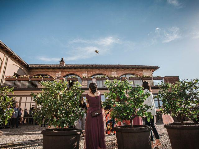 Il matrimonio di Elia e Eris a Casale Monferrato, Alessandria 66