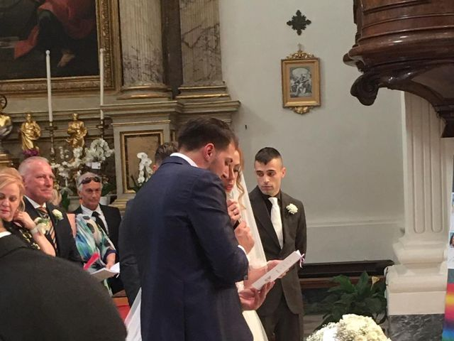 Il matrimonio di Marta e Simone a Marino, Roma 3