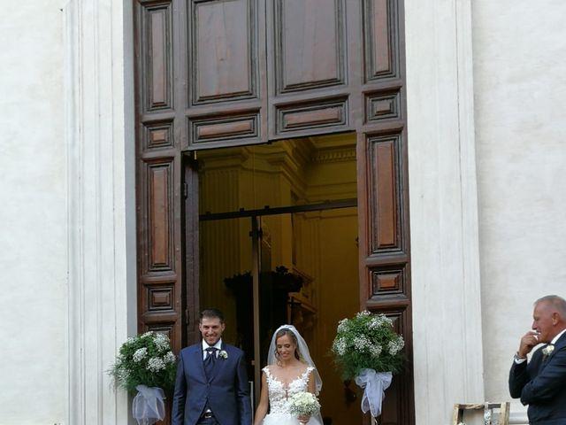 Il matrimonio di Marta e Simone a Marino, Roma 4