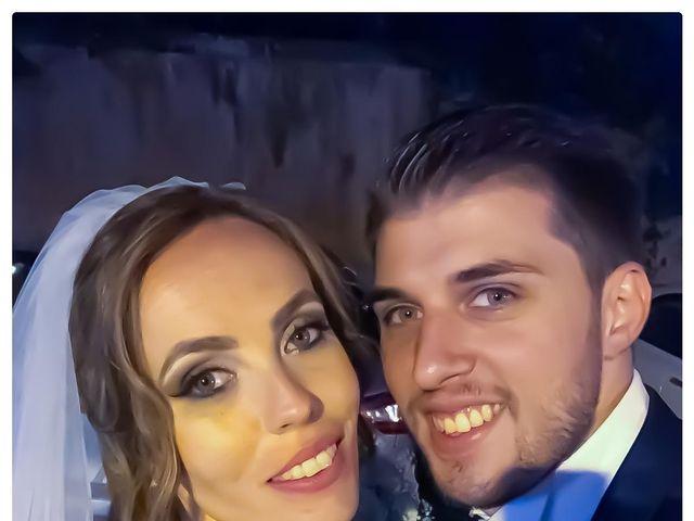 Il matrimonio di Marta e Simone a Marino, Roma 6