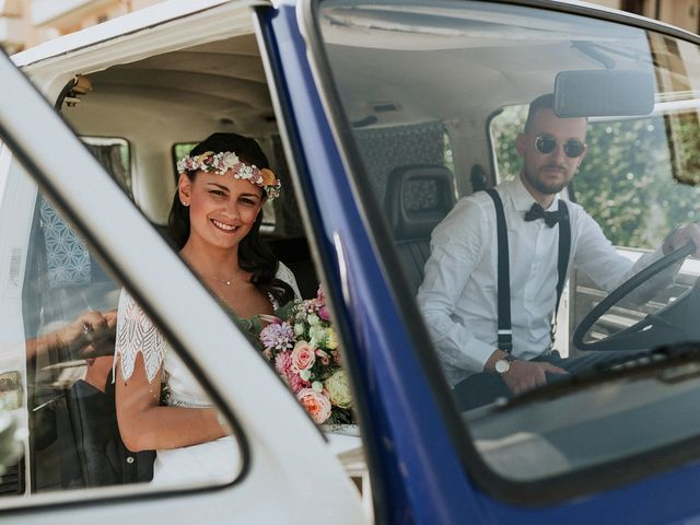 Il matrimonio di Luca e Veronica a Rottofreno, Piacenza 11