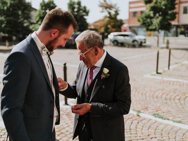 Il matrimonio di Luca e Veronica a Rottofreno, Piacenza 21