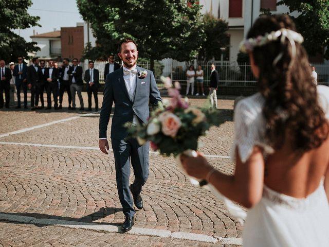 Il matrimonio di Luca e Veronica a Rottofreno, Piacenza 22