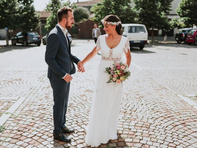 Il matrimonio di Luca e Veronica a Rottofreno, Piacenza 25