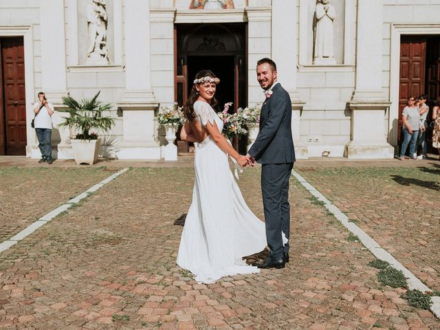 Il matrimonio di Luca e Veronica a Rottofreno, Piacenza 26