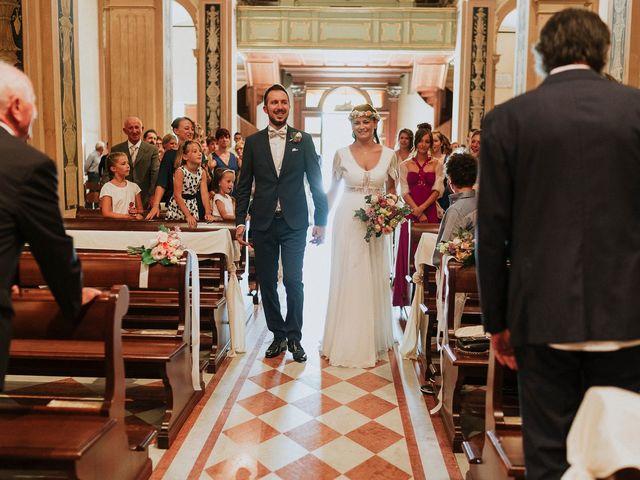 Il matrimonio di Luca e Veronica a Rottofreno, Piacenza 28