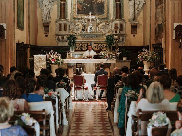 Il matrimonio di Luca e Veronica a Rottofreno, Piacenza 31