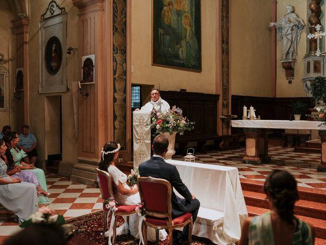 Il matrimonio di Luca e Veronica a Rottofreno, Piacenza 32