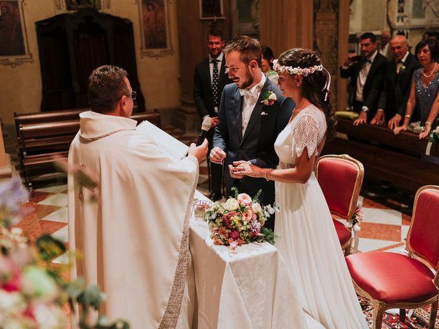 Il matrimonio di Luca e Veronica a Rottofreno, Piacenza 34