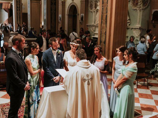 Il matrimonio di Luca e Veronica a Rottofreno, Piacenza 36