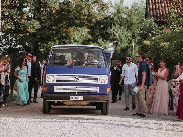 Il matrimonio di Luca e Veronica a Rottofreno, Piacenza 41