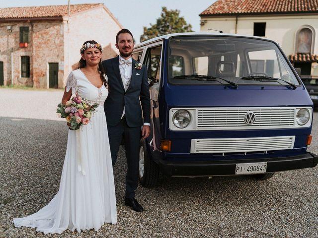 Il matrimonio di Luca e Veronica a Rottofreno, Piacenza 42