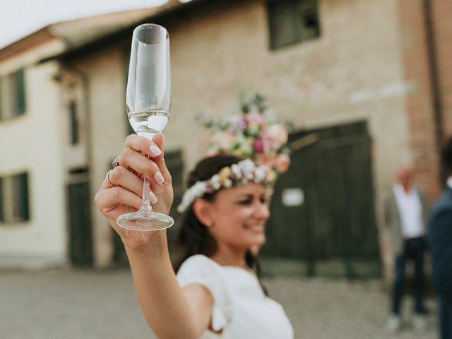 Il matrimonio di Luca e Veronica a Rottofreno, Piacenza 45