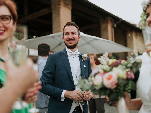 Il matrimonio di Luca e Veronica a Rottofreno, Piacenza 46