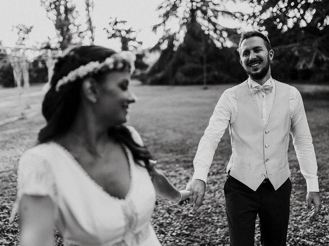Il matrimonio di Luca e Veronica a Rottofreno, Piacenza 56