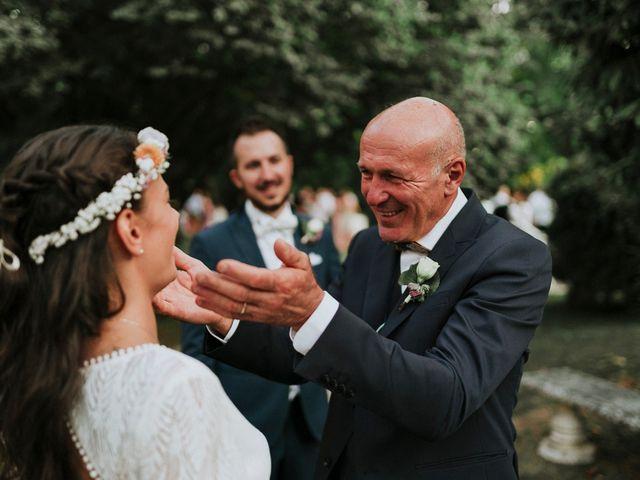 Il matrimonio di Luca e Veronica a Rottofreno, Piacenza 71