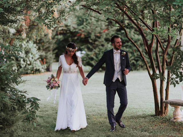 Il matrimonio di Luca e Veronica a Rottofreno, Piacenza 78