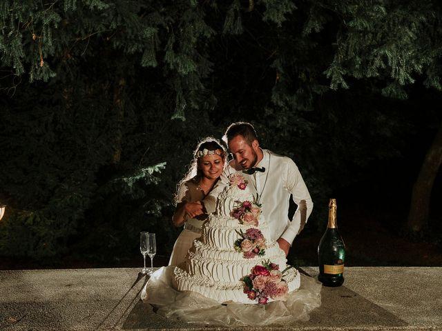 Il matrimonio di Luca e Veronica a Rottofreno, Piacenza 84