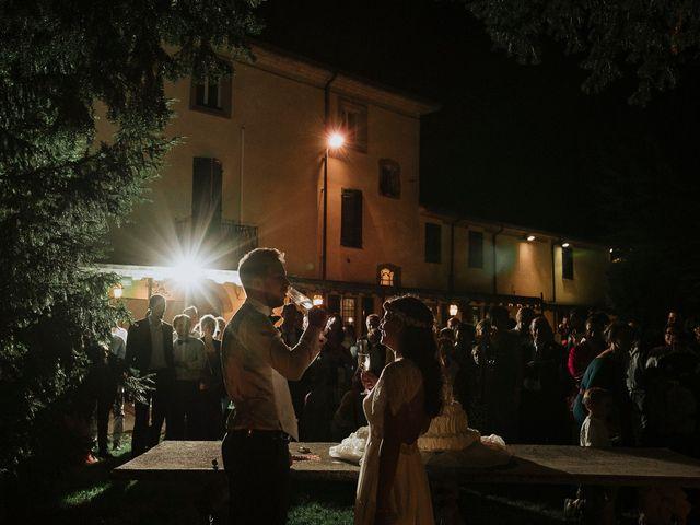 Il matrimonio di Luca e Veronica a Rottofreno, Piacenza 85