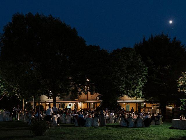 Il matrimonio di Luca e Veronica a Rottofreno, Piacenza 90