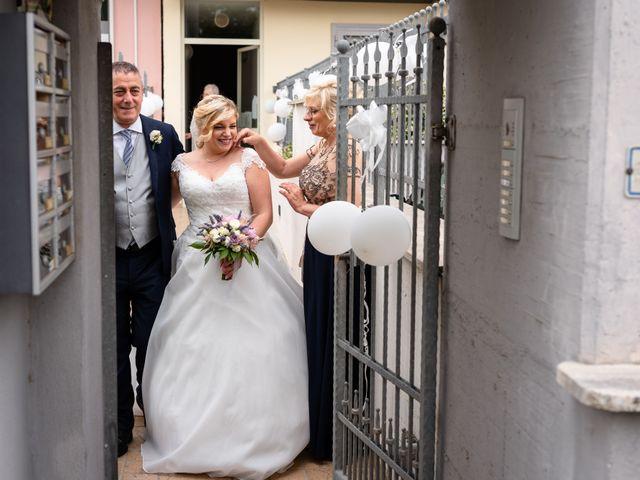 Il matrimonio di Manuel e Jessica a Terracina, Latina 16