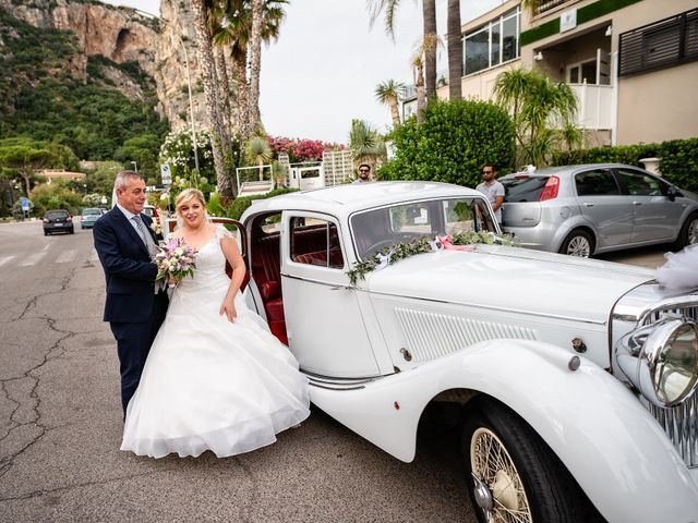 Il matrimonio di Manuel e Jessica a Terracina, Latina 18
